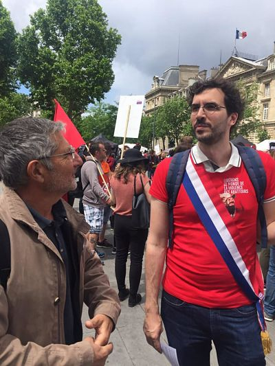 Bastien Lachaud à la MFA 2019