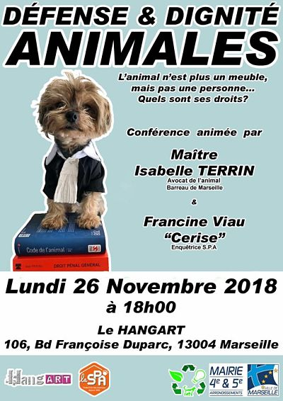 Conférence Marseille 4 et 5