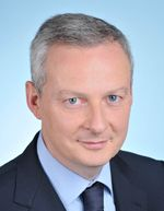 Photo de Bruno Le Maire