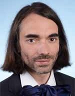 Photo de Cédric Villani