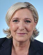 Photo de Marine Le Pen