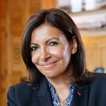 Photo de Anne Hidalgo