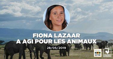 Logo La députée Fiona Lazaar demande d'abolir la détention d'animaux sauvages dans les cirques