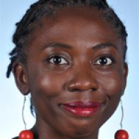 Photo de Danièle Obono