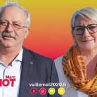 Logo Marc VUILLEMOT & Cécile JOURDA