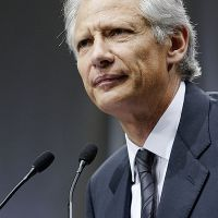 Photo de Dominique de Villepin