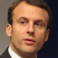 Photo de Emmanuel Macron