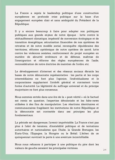 Manifeste TdP